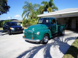 Chevy Pick Up Bild 0
