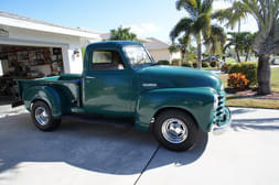 Chevy Pick Up Bild 1